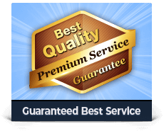 Guaranteed Best Service