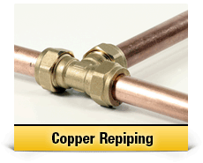Copper Repiping