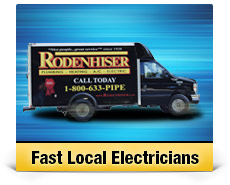 Local Hopedale Electricians